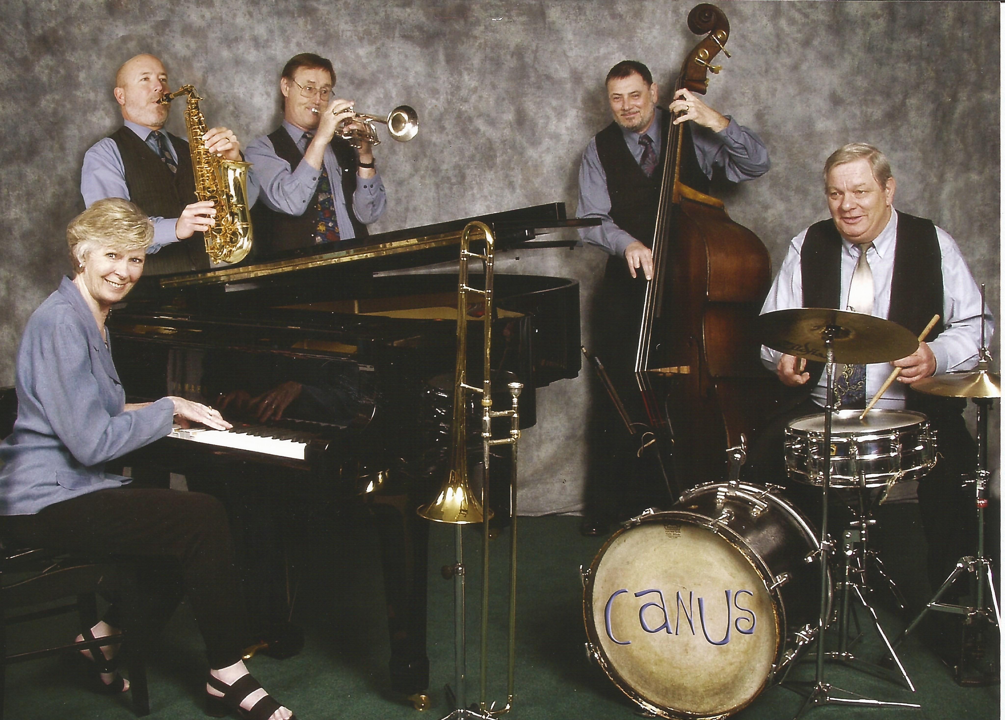 Festival Band Bios   Olympia Jazz Society