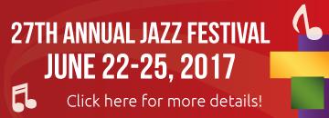 2017 Jazz Festival
